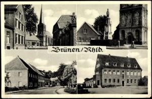 Postkarte aus Brünen 01